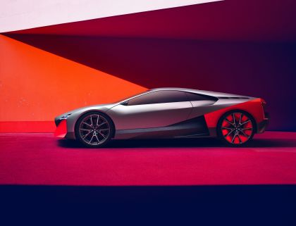 2019 BMW Vision M Next concept 5