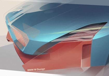 2019 BMW Vision M Next concept 49