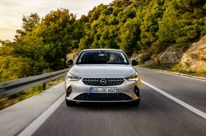 2020 Opel Corsa 53
