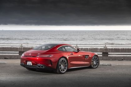 2020 Mercedes-AMG GT C coupé - USA version 2