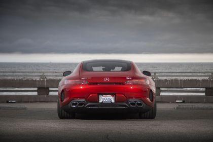 2020 Mercedes-AMG GT C coupé - USA version 3