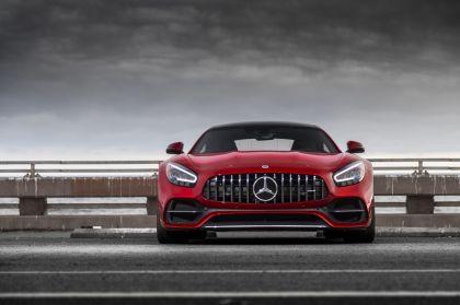 2020 Mercedes-AMG GT C coupé - USA version 4