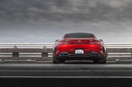 2020 Mercedes-AMG GT C coupé - USA version 6