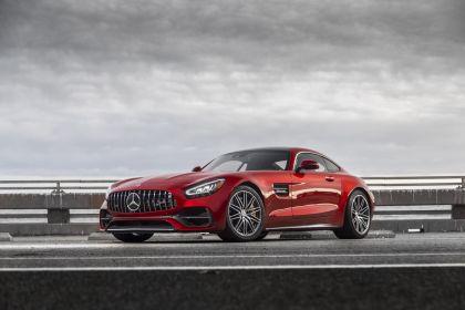 2020 Mercedes-AMG GT C coupé - USA version 7