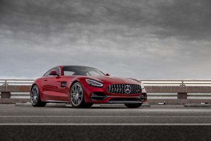 2020 Mercedes-AMG GT C coupé - USA version 8