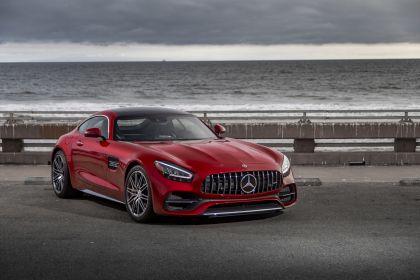 2020 Mercedes-AMG GT C coupé - USA version 11