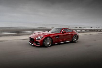 2020 Mercedes-AMG GT C coupé - USA version 14