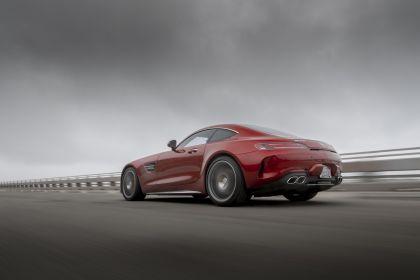 2020 Mercedes-AMG GT C coupé - USA version 20