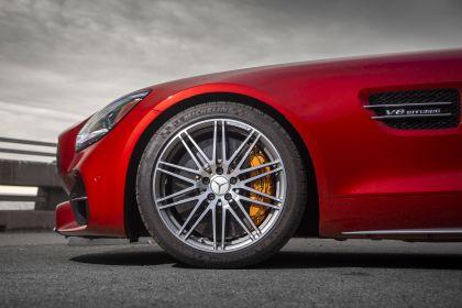 2020 Mercedes-AMG GT C coupé - USA version 26