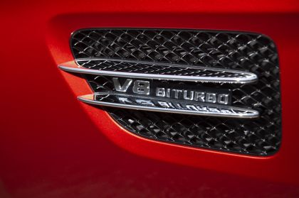 2020 Mercedes-AMG GT C coupé - USA version 30