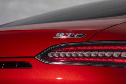 2020 Mercedes-AMG GT C coupé - USA version 36