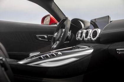 2020 Mercedes-AMG GT C coupé - USA version 43