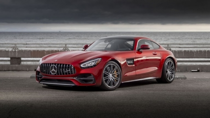 2020 Mercedes-AMG GT C coupé - USA version 5