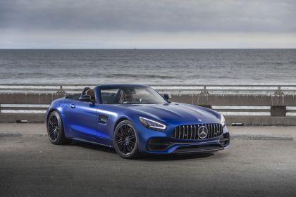 2020 Mercedes-AMG GT C roadster - USA version 1