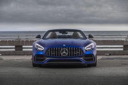 2020 Mercedes-AMG GT C roadster - USA version 10