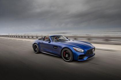 2020 Mercedes-AMG GT C roadster - USA version 16