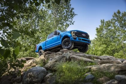 2020 Ford F-Series Super Duty Tremor Off-Road Package 2
