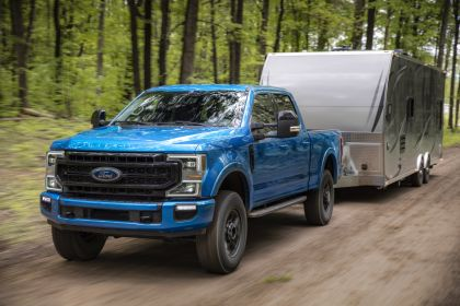 2020 Ford F-Series Super Duty Tremor Off-Road Package 11