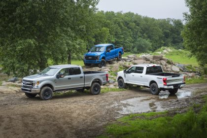 2020 Ford F-Series Super Duty Tremor Off-Road Package 17