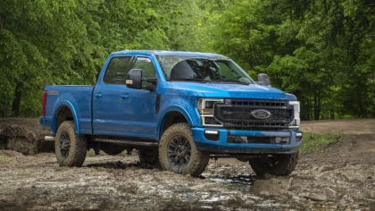 2020 Ford F-Series Super Duty Tremor Off-Road Package 9