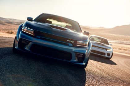 2020 Dodge Charger Scat Pack widebody 5