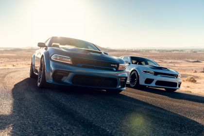 2020 Dodge Charger Scat Pack widebody 6