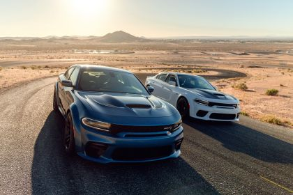 2020 Dodge Charger Scat Pack widebody 7