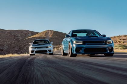 2020 Dodge Charger Scat Pack widebody 8