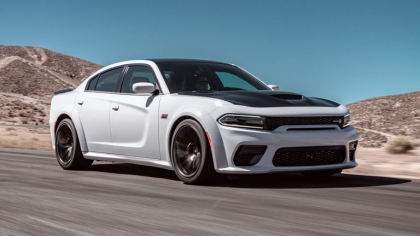 2020 Dodge Charger Scat Pack widebody 4