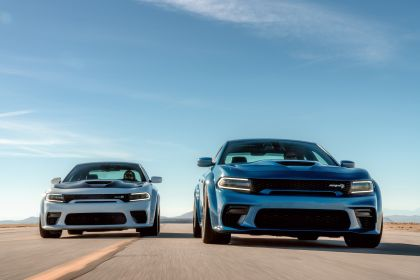 2020 Dodge Charger SRT Hellcat widebody 8