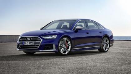 2019 Audi S8 1