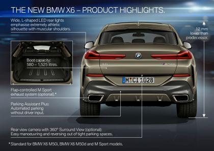 2019 BMW X6 ( G06 ) M50i 45