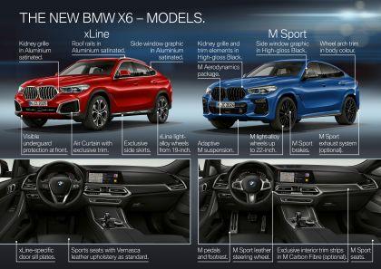 2019 BMW X6 ( G06 ) M50i 46