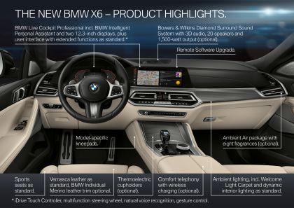 2019 BMW X6 ( G06 ) M50i 48