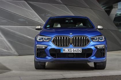 2019 BMW X6 ( G06 ) M50i 119