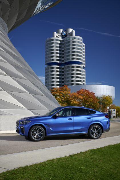 2019 BMW X6 ( G06 ) M50i 124
