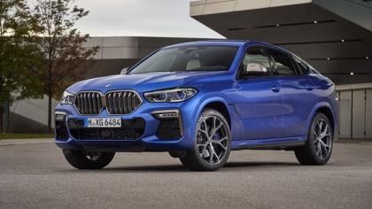 2019 BMW X6 ( G06 ) M50i 3