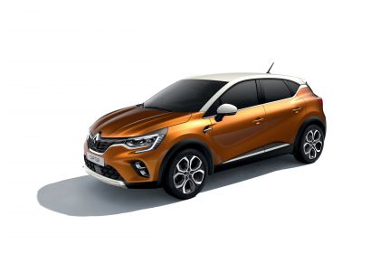2019 Renault Captur 170