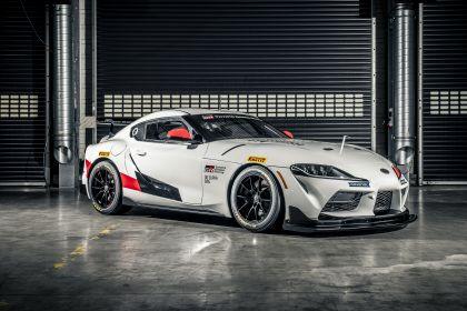 2020 Toyota GR Supra GT4 1