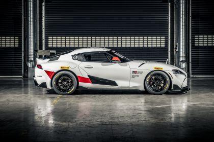 2020 Toyota GR Supra GT4 2