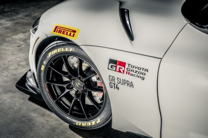 2020 Toyota GR Supra GT4 7