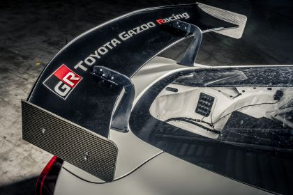2020 Toyota GR Supra GT4 8