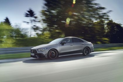 2019 Mercedes-AMG CLA 45 S 4Matic+ 1