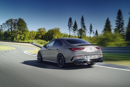 2019 Mercedes-AMG CLA 45 S 4Matic+ 4
