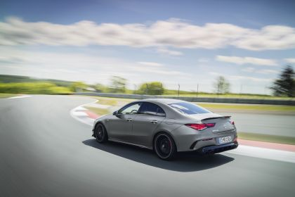 2019 Mercedes-AMG CLA 45 S 4Matic+ 5