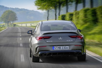 2019 Mercedes-AMG CLA 45 S 4Matic+ 6