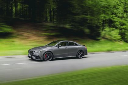2019 Mercedes-AMG CLA 45 S 4Matic+ 7