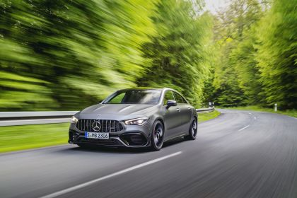 2019 Mercedes-AMG CLA 45 S 4Matic+ 8