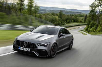 2019 Mercedes-AMG CLA 45 S 4Matic+ 10