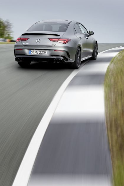 2019 Mercedes-AMG CLA 45 S 4Matic+ 13